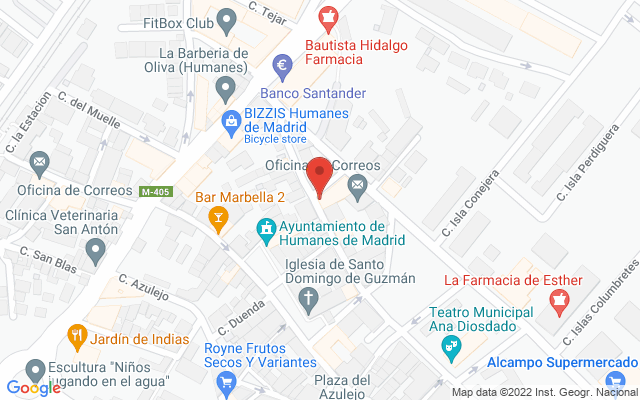 Administración nº1 de Humanes de Madrid