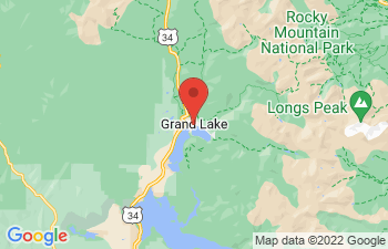Map of Grand Lake