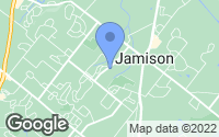 Map of Jamison, PA