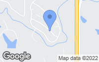 Map of Mead, CO