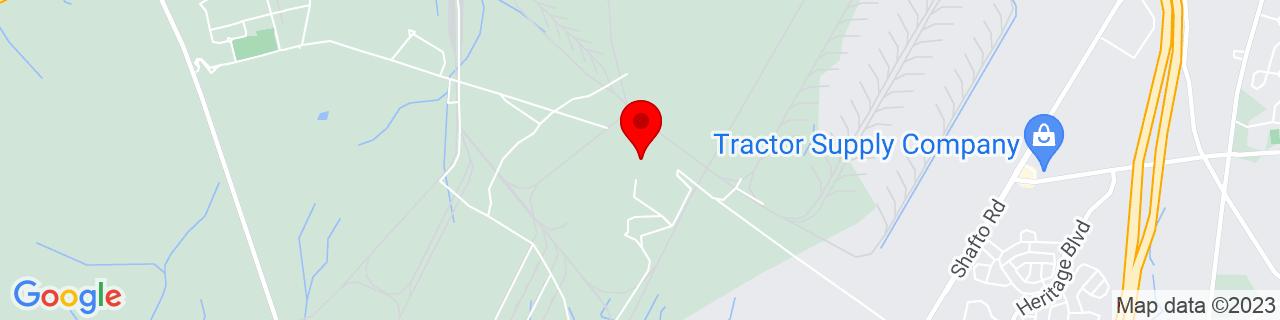 Google Map of 40.2589455, -74.12399599999999