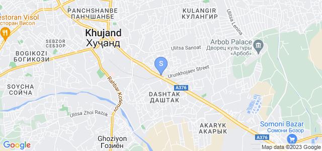 Location of Firuz on map