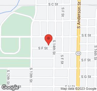1330 South F Street