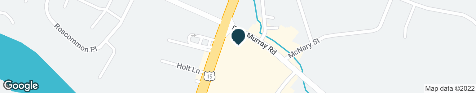 Google Map of100 E MCMURRAY RD