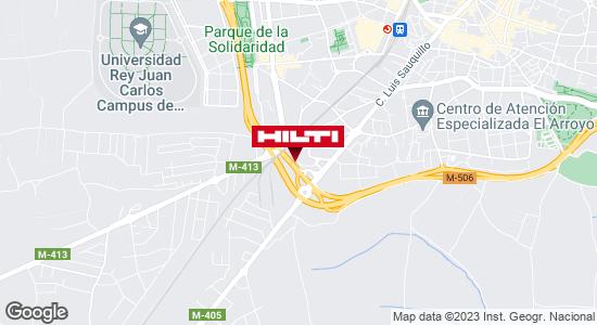 Tienda Hilti-Alcorcón (Madrid)