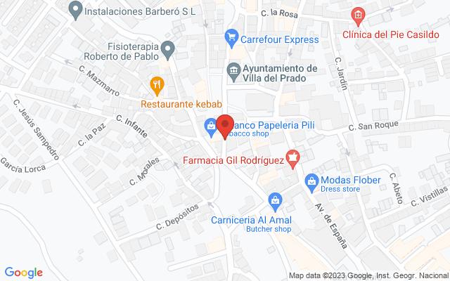 Administración nº1 de Villa del Prado