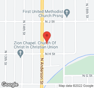 817 North Anderson Street
