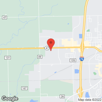 Map of Verizon Authorized Retailer – TCC at 110 South Lester Ave, Sidney, OH 45365