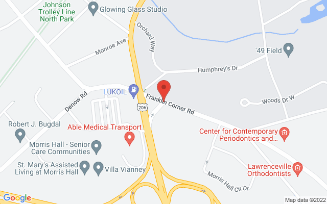 static image of 134 Franklin Corner Road, Suite 201, Lawrence Township, New Jersey