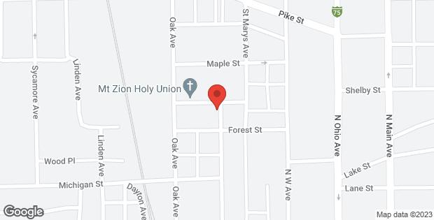 415 N Walnut Avenue Sidney OH 45365