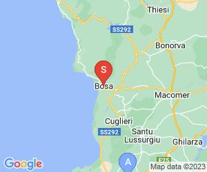 Karte für Hotel Palazzo Sa Pischedda