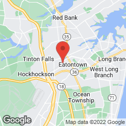 Eatontown Public Works on the map
