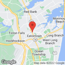 Orthotic and Prosthetic Center on the map
