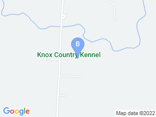 Map of Knox Country Kennel Dog Boarding options in Mount vernon | Boarding