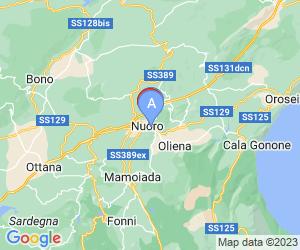 Karte für MAN - Museo d'Arte della provincia di Nuoro