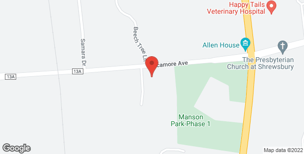 457 Sycamore Avenue Shrewsbury Boro NJ 07702