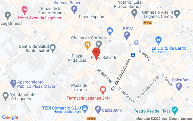 Administración nº8 de Leganés