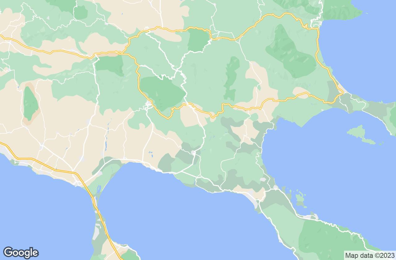 Google Map of بوليغيروس