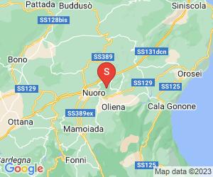 Karte für Piscina di Farcana