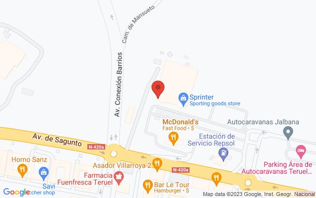 Administración nº8 de Teruel