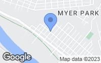 Map of McKeesport, PA