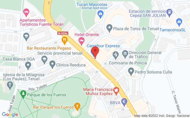 Administración nº4 de Teruel