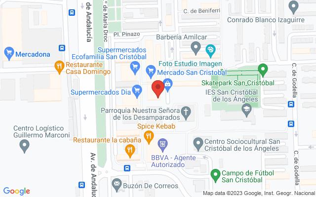 Administración nº519 de Madrid