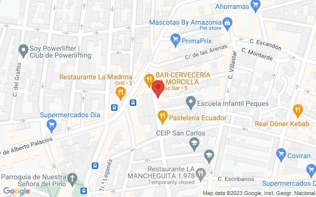 Administración nº297 de Madrid