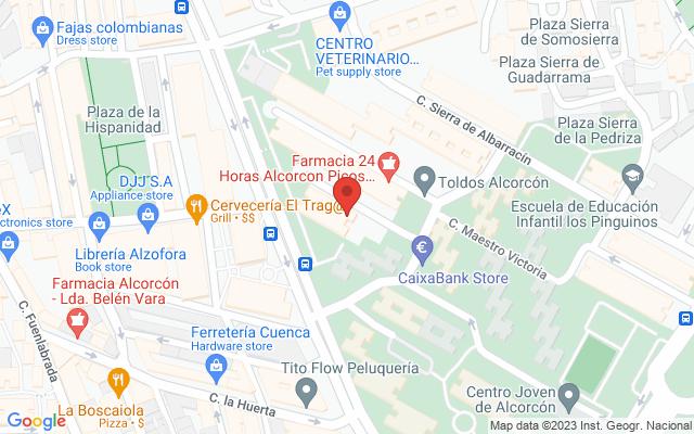 Administración nº17 de Alcorcón