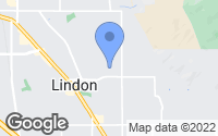 Map of Lindon, UT