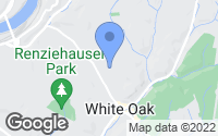 Map of White Oak, PA