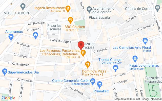 Administración nº6 de Alcorcón