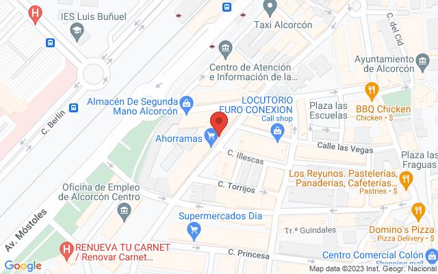Administración nº7 de Alcorcón