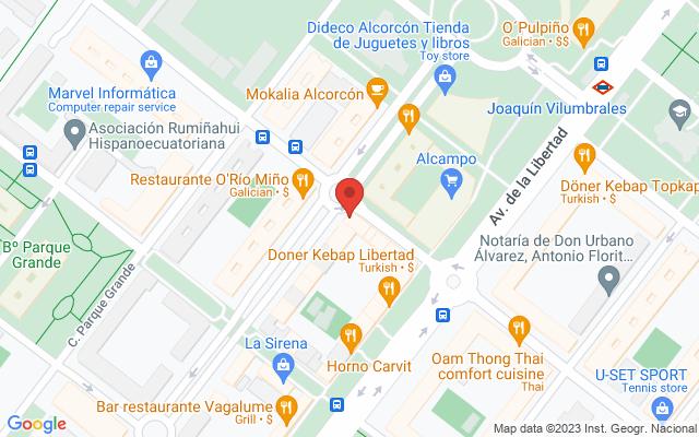 Administración nº18 de Alcorcón