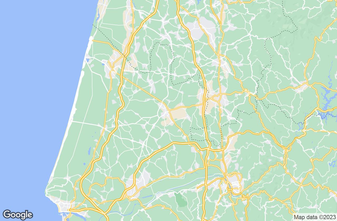 Google Map of كانتانيدا