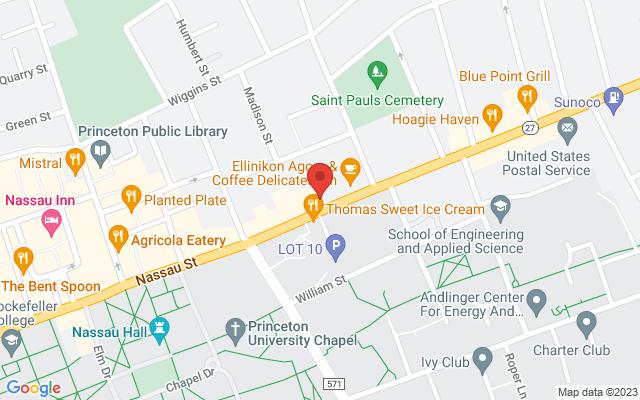 static image of 190 Nassau Street, Princeton, New Jersey