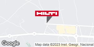Tienda Hilti-Valladolid