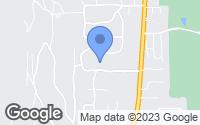 Map of Estes Park, CO