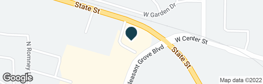 Google Map of815 W STATE RD