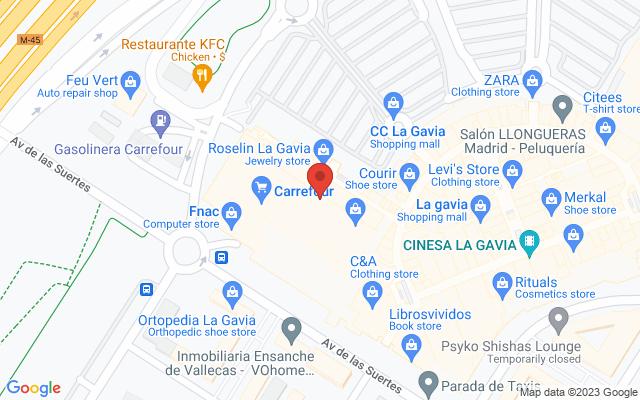 Administración nº353 de Madrid