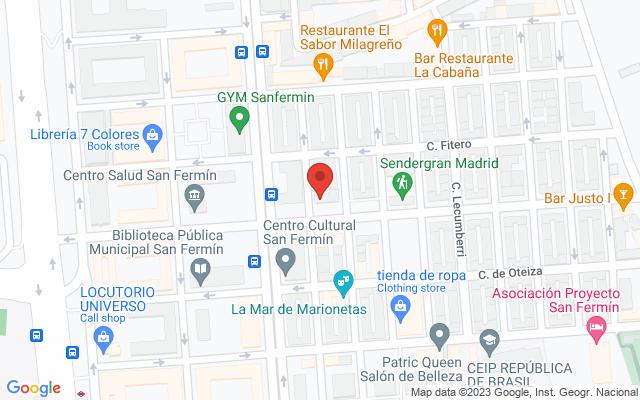 Administración nº233 de Madrid