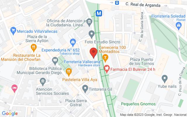Administración nº317 de Madrid