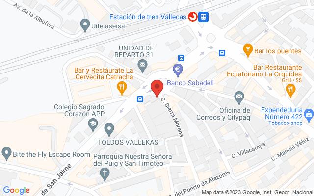 Administración nº85 de Madrid