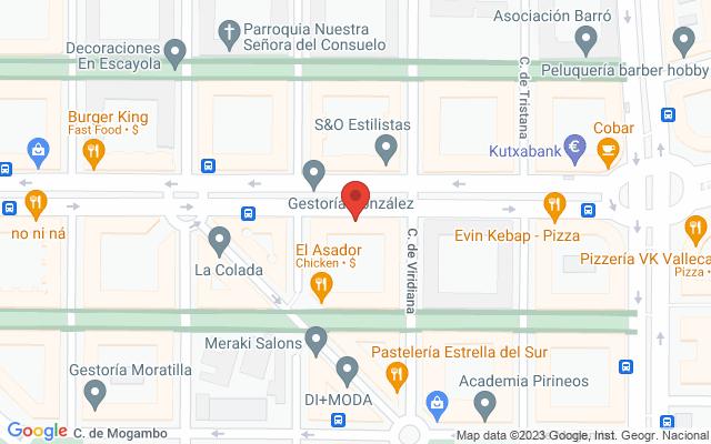 Administración nº313 de Madrid