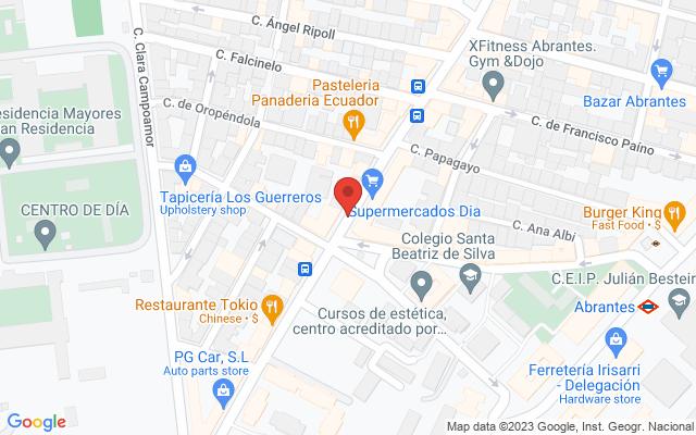 Administración nº226 de Madrid
