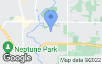 Map of Lehi, UT