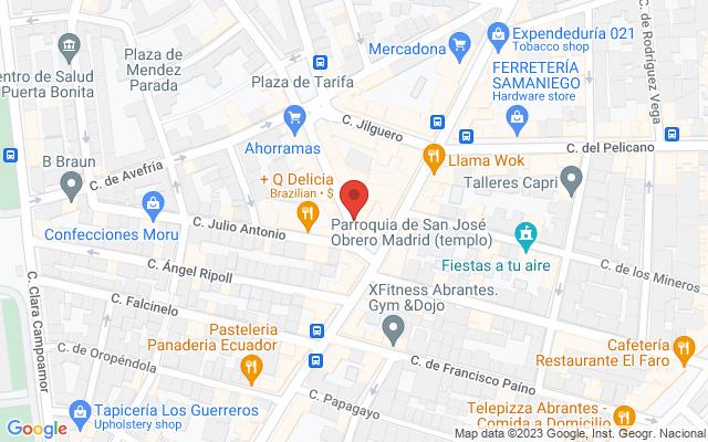 Administración nº305 de Madrid