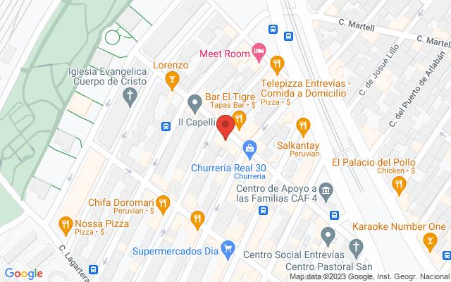 Administración nº232 de Madrid