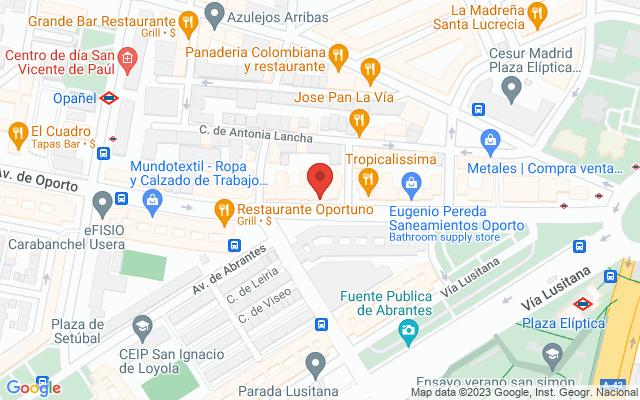 Administración nº89 de Madrid