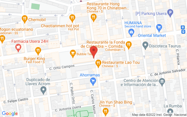 Administración nº145 de Madrid